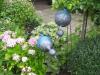 2 vogels antraciet/blauw